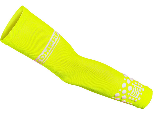 Compressport ArmForce Arm Sleeves Fluo Yellow